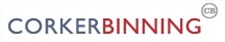 Firm logo for Corker Binning