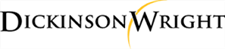 Firm logo for Dickinson Wright