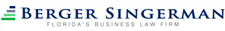 Firm logo for Berger Singerman LLP