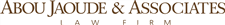 Abou Jaoude & Associates Law Firm logo