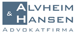 Firm logo for Alvheim & Hansen Ans