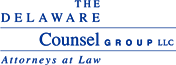 Firm logo for The Delaware Counsel Group