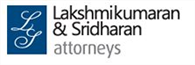 Firm logo for Lakshmikumaran & Sridharan