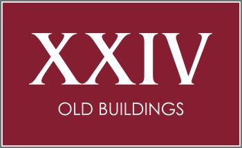 XXIV Old Buildings logo