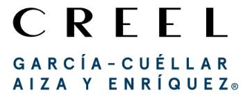 Creel García-Cuéllar Aiza y Enriquez SC logo
