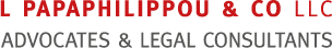 L Papaphilippou & Co LLC logo