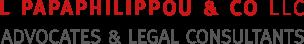 L Papaphilippou & Co LLC logo