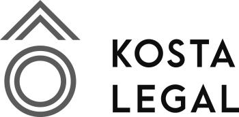 Kosta Legal logo