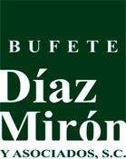 Bufete Díaz Mirón y Asociados logo