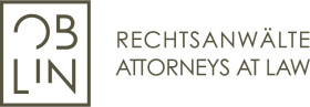 OBLIN Attorneys at Law logo