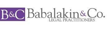 Babalakin & Co logo