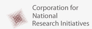 Corporation for National Research Initiatives logo