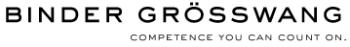 Binder Grösswang Rechtsanwälte GmbH logo