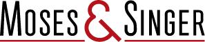 Moses & Singer LLP logo