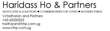 Haridass Ho & Partners logo