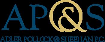 Adler Pollock & Sheehan logo