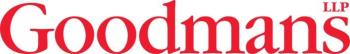Goodmans LLP logo