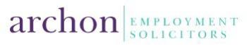 Archon Solicitors logo
