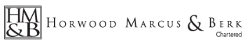 Horwood Marcus & Berk logo
