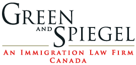Green and Spiegel logo