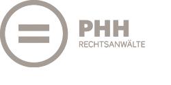 PHH Rechtsanwälte logo