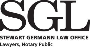 Stewart Germann Law Office logo