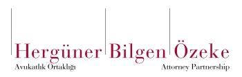 Hergüner Bilgen Özeke logo