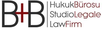 B+B Law Firm logo
