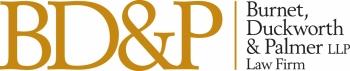 Burnet Duckworth & Palmer LLP logo