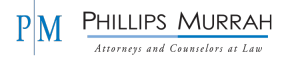 Phillips Murrah PC logo