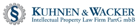 KUHNEN & WACKER Intellectual Property Law Firm logo
