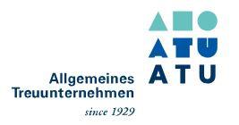 Allgemeines Treuunternehmen (ATU) logo