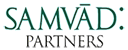 Samvād: Partners logo