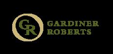 Gardiner Roberts LLP logo