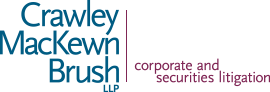 Crawley MacKewn Brush logo