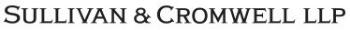 Sullivan & Cromwell LLP logo