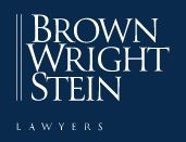Brown Wright Stein Lawyers logo