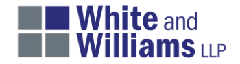 White and Williams LLP logo