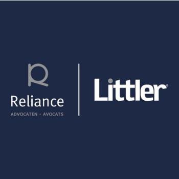 Reliance | Littler logo