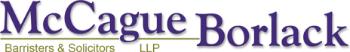 McCague Borlack LLP logo