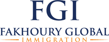 Fakhoury Global Immigration logo
