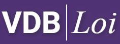 VDB|Loi logo