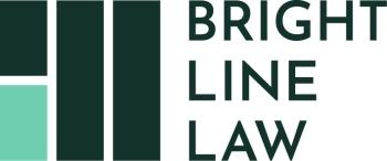 Bright Line Law logo
