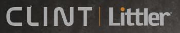 CLINT | Littler logo