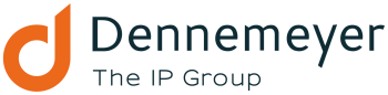 Dennemeyer – The IP Group logo
