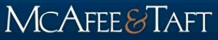 McAfee & Taft PC logo