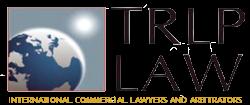 TRLPLAW logo