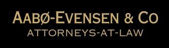 Aabø-Evensen & Co logo