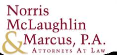 Norris McLaughlin & Marcus PA logo