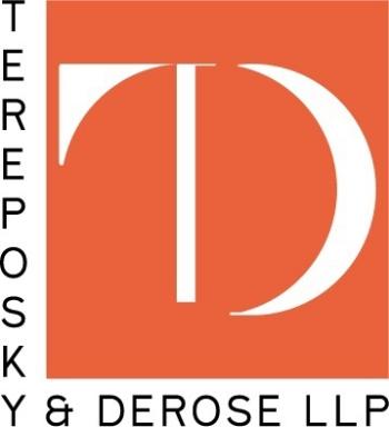Tereposky & DeRose LLP logo